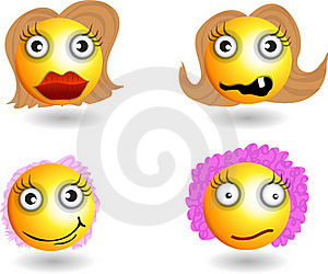 Girl Smilie Stock Photography - Image: 15670662