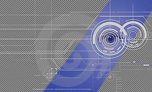 Digital Eye Stock Image - Image: 15670841