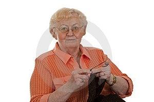 Knitting Royalty Free Stock Photo - Image: 15671605