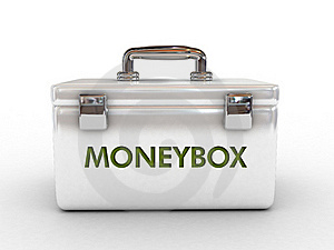 Moneybox Royalty Free Stock Images - Image: 15672399