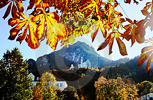 Castle In Bavaria Royalty Free Stock Photography - Image: 15673677