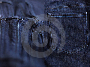 Jeans Background Stock Images - Image: 15675104