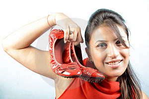 Red Bellies Royalty Free Stock Photography - Image: 15675897