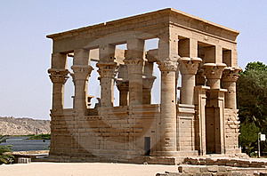 Philae - Egypt Stock Photo - Image: 15676710