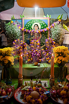 Hindu Festival Stock Photo - Image: 15677250