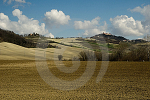 Montalto Pavese Hills Stock Photography - Image: 15679532
