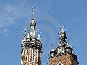 Poland, Krakow, Streets Royalty Free Stock Photo - Image: 15680815