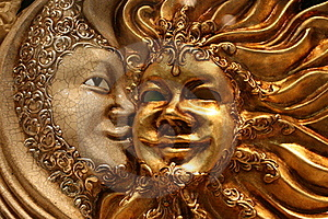 Venetian Mask Stock Image - Image: 15682161