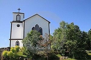 Rural Church Royalty Free Stock Photo - Image: 15682255