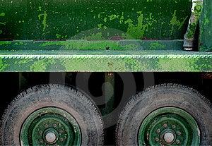 Large Tire Stock Photos - Image: 15685433