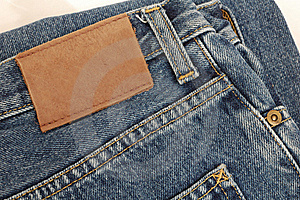Jeans Royalty Free Stock Images - Image: 15691709