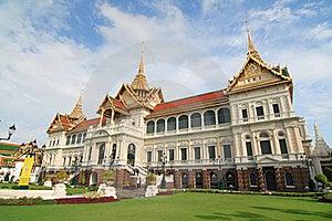 The Royal Grand Palace Stock Image - Image: 15692171