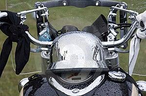 Motobike Royalty Free Stock Image - Image: 15692176