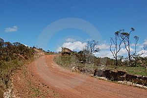 Countryside Paths Royalty Free Stock Images - Image: 15693209