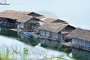 Fisherman Village Royalty Free Stock Photos - Image: 15693748