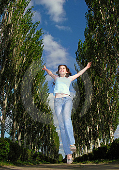 Happy Girl Stock Photos - Image: 15697093