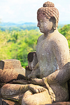 Borobudur Royalty Free Stock Images - Image: 15700749