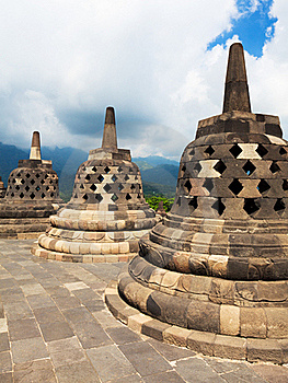 Borobudur Stock Photography - Image: 15700772
