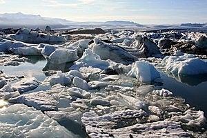 Iceland Glacier Stock Images - Image: 15702124