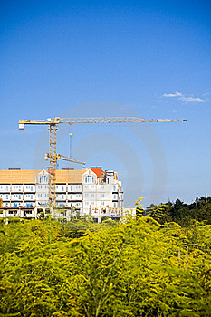 Construction Site Growth Stock Photography - Image: 15705172