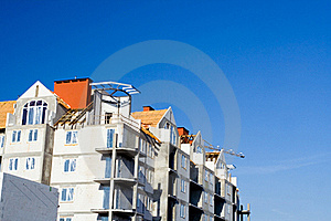 Construction Site Growth Stock Images - Image: 15705184