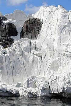 Antarctic Ice Shelf Stock Photo - Image: 15707430