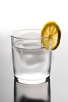 Glass Of Ice Water Stock Photo - Image: 15709720