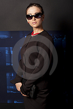 Style Of The Sixties Royalty Free Stock Photos - Image: 15711018