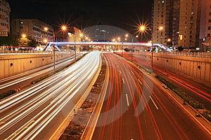 Beijing At Night Stock Photo - Image: 15716250