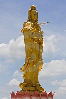 Chinese Goddess Stock Photo - Image: 15717990