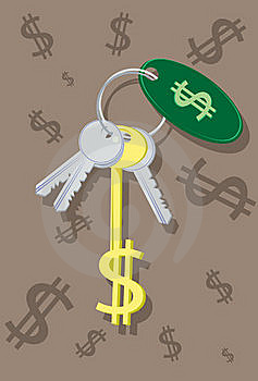 The Key Of Success Stock Images - Image: 15717994