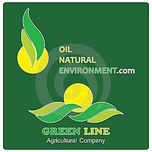 Environmental Company Logos Royalty Free Stock Images - Image: 15718949