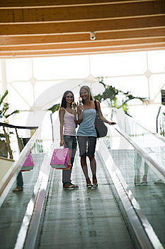 At Shopping Center Stock Photo - Image: 15720810