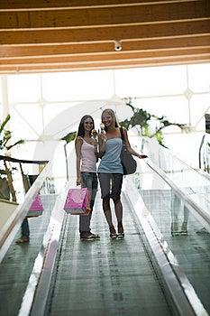 At Shopping Center Stock Photo - Image: 15720810