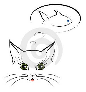 Image Of Cat Eyes Royalty Free Stock Photography - Image: 15722007