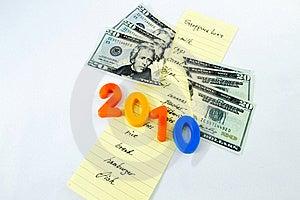 2010, Weak Consumer Royalty Free Stock Photos - Image: 15723058