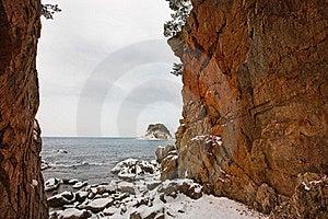 Winter Island Stock Photos - Image: 15725803