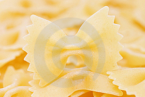 Detail Of Macaroni Pasta Useful As A Background Stock Photo - Image: 15728060