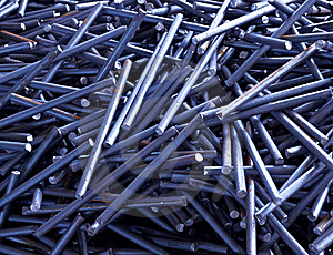 Metal Blanks Background Royalty Free Stock Image - Image: 15728386