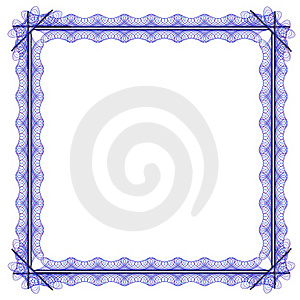 Square Frame Royalty Free Stock Photography - Image: 15729447