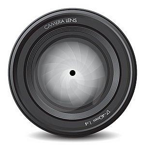 Camera Lens Stock Photo - Image: 15730810