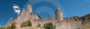 Carcassonne, In France Royalty Free Stock Photography - Image: 15731487