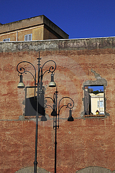 Old Wall Building Pattern Royalty Free Stock Photography - Image: 15732947