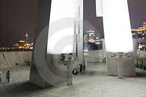 Shanghai The Bund Royalty Free Stock Photography - Image: 15736267