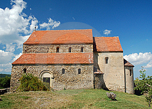 Medieval Church Stock Photos - Image: 15736533