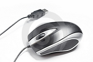 Computer Mouse Isolated Royalty Free Stock Photo - Image: 15737075