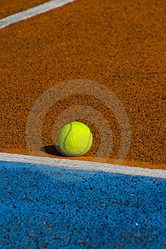 Tennis Ball Royalty Free Stock Photo - Image: 15737305