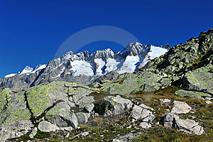 Wannenhorn Royalty Free Stock Photo - Image: 15743995