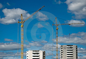 The New House Royalty Free Stock Photos - Image: 15747368