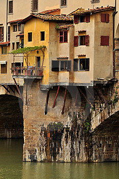 Ponte Vecchio Stock Photo - Image: 15748810